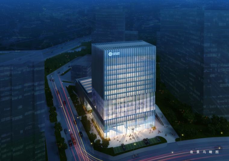 [山东]泰州通信产业办公大楼设计文本+扩初图(PDF+CAD)