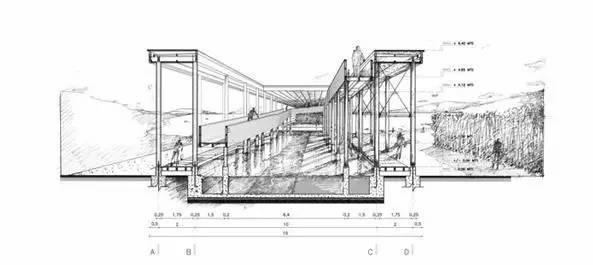 他放出了封存多年最杰出的建筑图纸_8
