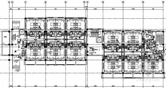 [昆明]高级商务酒店暖通设计施工图