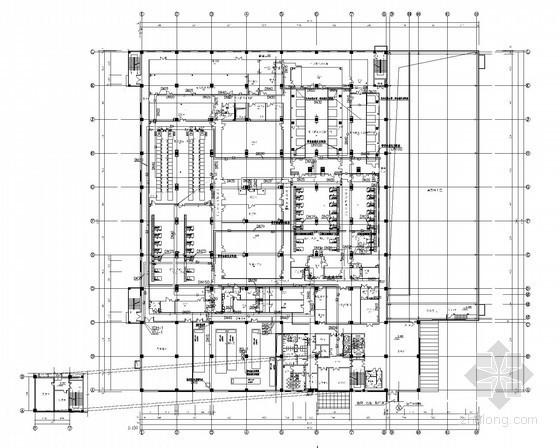[北京]生物医药产业基地给排水图纸(纯化水工艺、含丰富大样图)