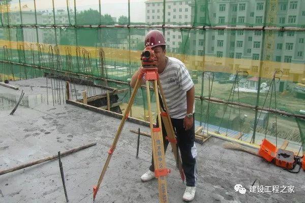 工地测量放线施工标准化做法图册,精细到每一步!