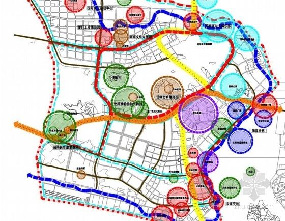 [福建]厦门大型旅游区发展规划方案文本