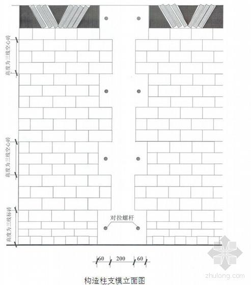 四川某田径场看台工程施工组织设计(管桁架 膜结构)