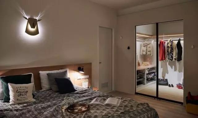 床头灯的搭配艺术,让你的房间化身设计师旅店!_4