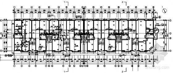 四川省御营山景6#楼建筑结构施工图-2