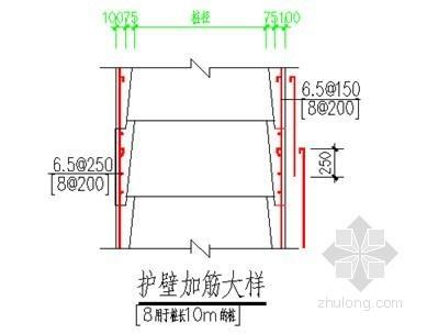 [重庆]高层住宅楼工程人工挖孔桩基础施工方案