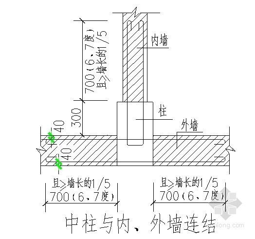 [天津]地下车库填充墙施工方案(粉煤灰实心砖)