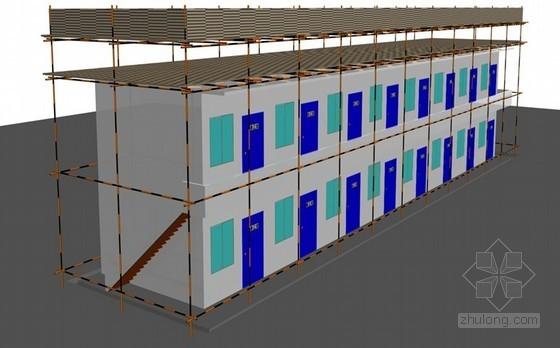 [鄂尔多斯]大厦土建、装修、安装工程施工组织设计
