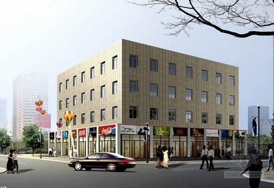 [陕西]商业楼门窗供货及制作安装合同