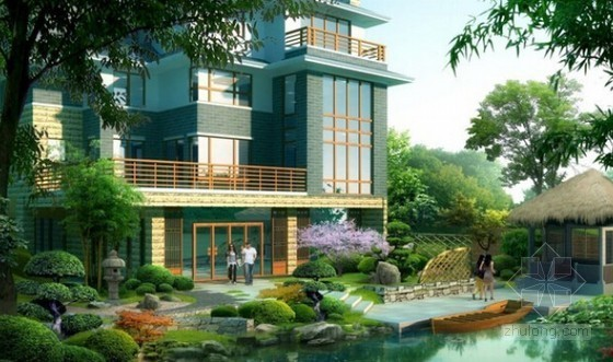 [江苏]花园小区绿化工程投标文件(商务标 技术标)