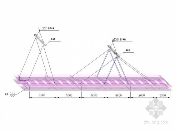 [上海]基坑支护地下连续墙施工图