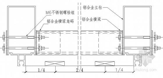 [河北]置业大厦幕墙工程施工组织设计(干挂瓷板幕墙)