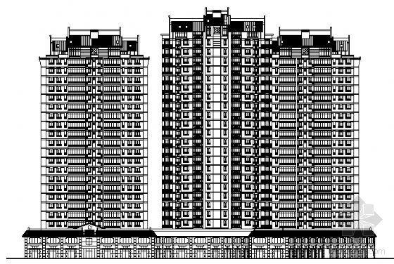 某花园综合住宅区详细规划(带效果图)