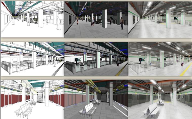 建筑工程BIM技术研究与成果应用汇报讲义(附图较多)_5