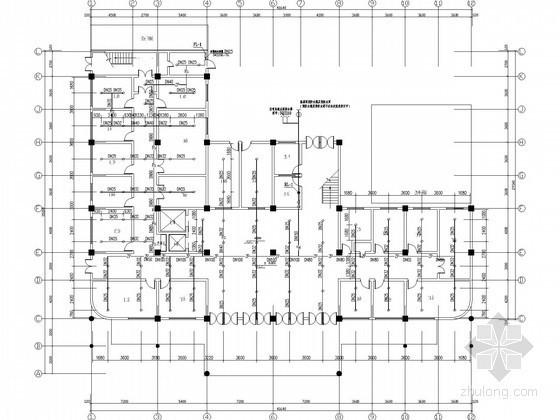 [安徽]医院大楼消防改造工程施工图纸
