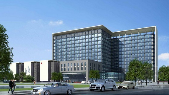 [深圳]高层框剪结构医院迁建改建项目工程技术规范与要求(186页)