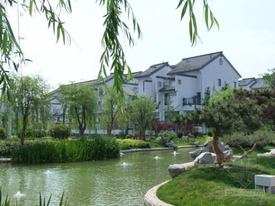 [北京]教学楼室外景观工程投标文件(工程量清单)