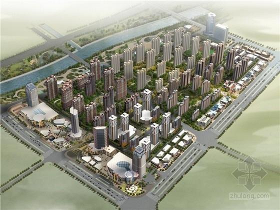 [安徽]新古典开放社区整体规划设计方案文本(知名地产 含cad)