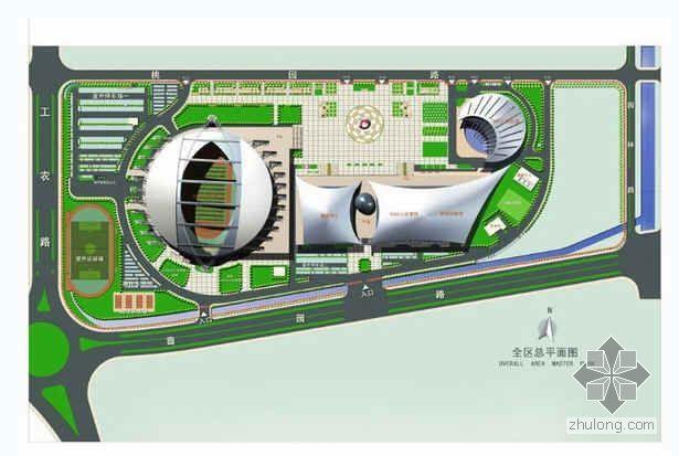 江苏某开合式屋盖体育馆施工组织设计(扬子杯、鲁班奖)