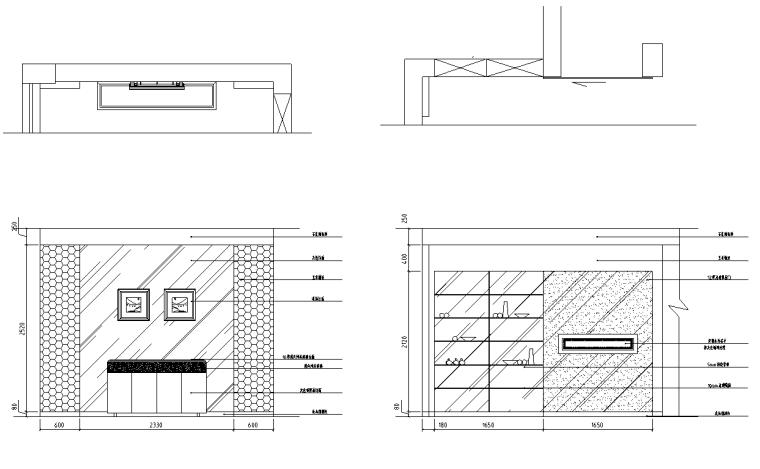 [浙江]某花园别墅室内装修施工图(含实景图)