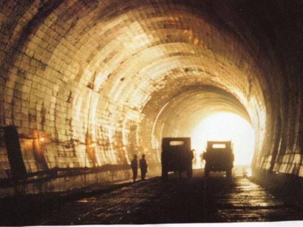 隧道工程施工组织设计
