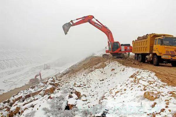 冬期施工安全不能放,安全防治要点全汇总
