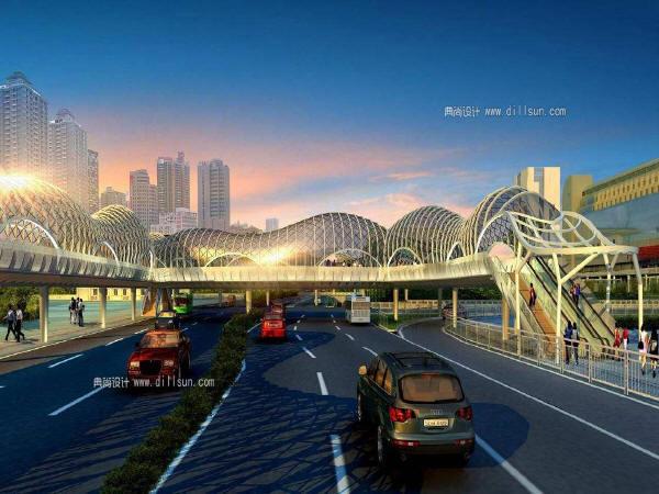 路桥过渡段结构设计细节,让你的回家路不再拥堵