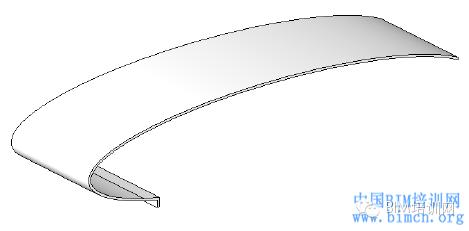 BIM软件小技巧Revit中拉伸屋顶转折处连接技巧