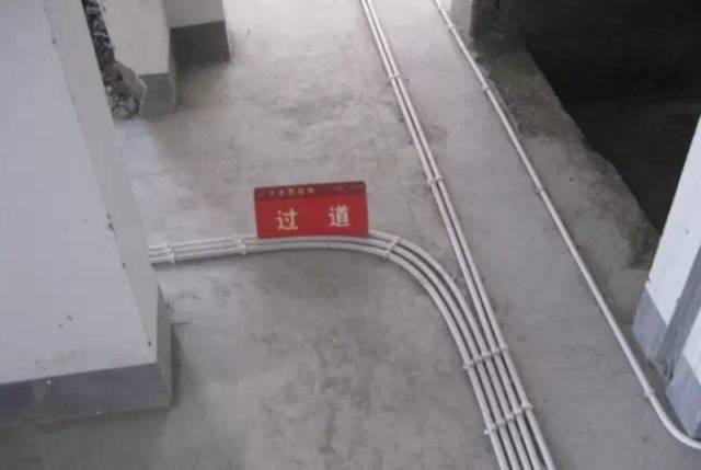 水电工快速学会看图纸,做预埋,安装,施工做桥架