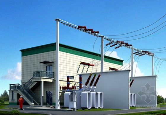 [贵州]煤矿通风机房配电室建筑工程量计算及结算书(含图纸)