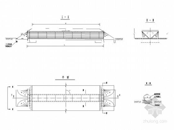多项工程多形式圆管涵施工方案设计图合集(29张)