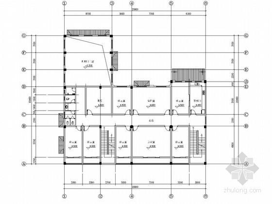 [湖南]泵站给排水及消防施工图