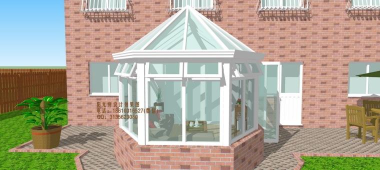维多利亚式阳光房设计re_4