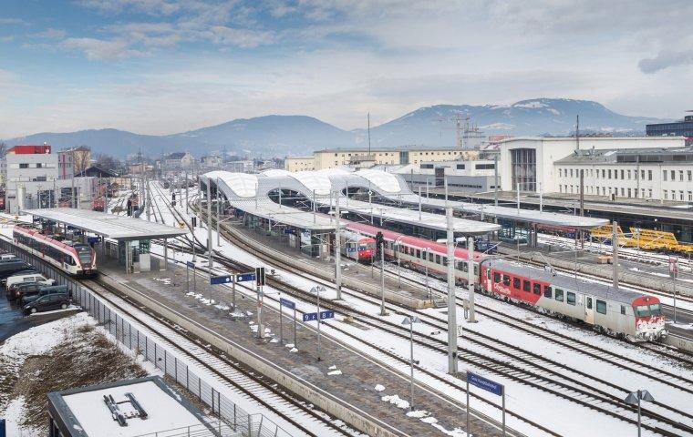 奥地利格拉茨火车站重建_4