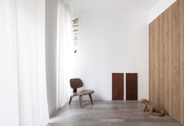 西班牙视觉艺术家的LEApartment公寓改造-5