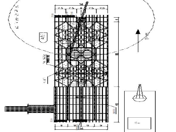 主桥基础钻孔桩施工方案