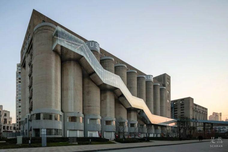 """建筑师爆改""""巨无霸""""老粮仓,除了新增100多米长的扶梯,竟还…_9"""
