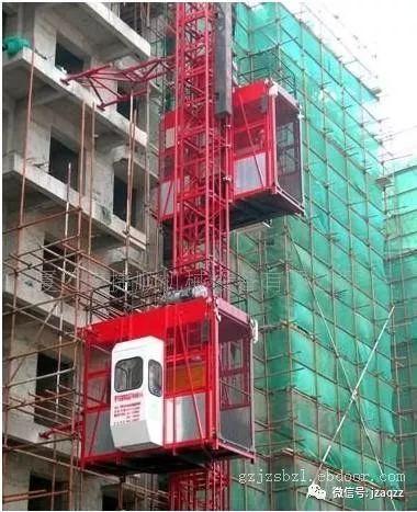 施工电梯使用安全常识
