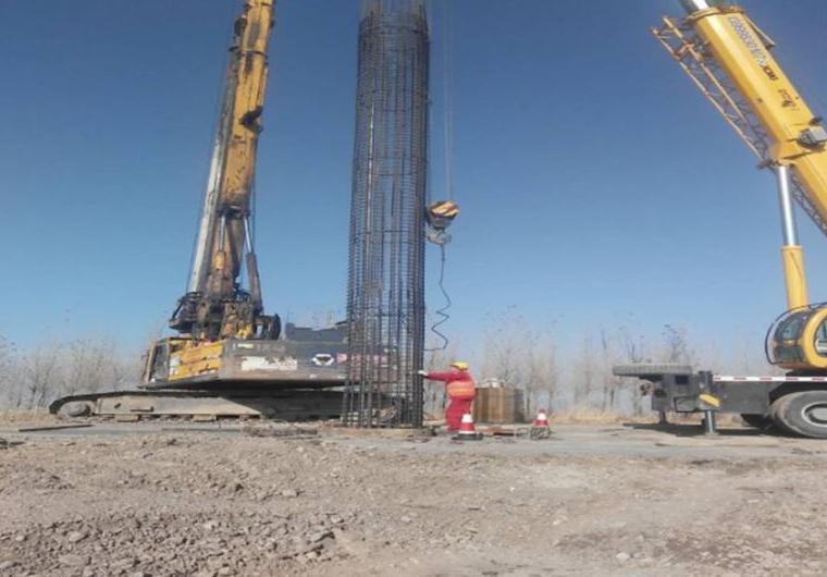 截桩施工合同资料下载-桩基础工程施工合同(共12页)