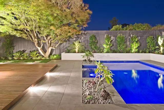 赶紧收藏!21个最美现代风格庭院设计案例_57