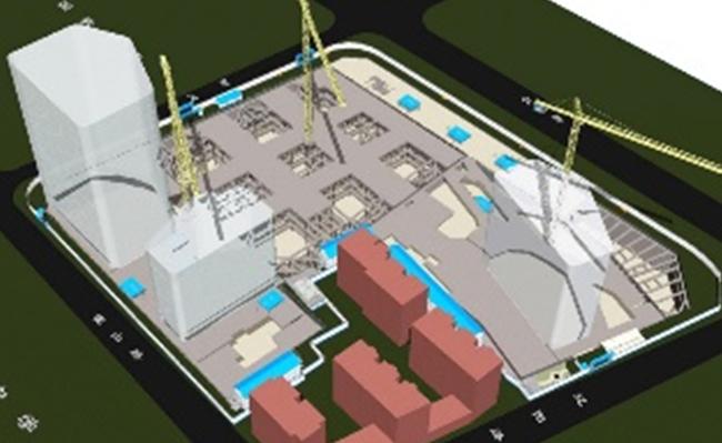 BIM在百强公司绿色建筑施工中的应用分析(45页)