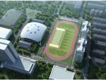 体育学院拳击比赛场馆配套设施改造工程塔吊基础施工方案