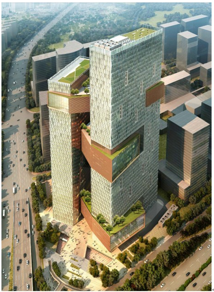 滨海大厦总承包工程防水施工方案
