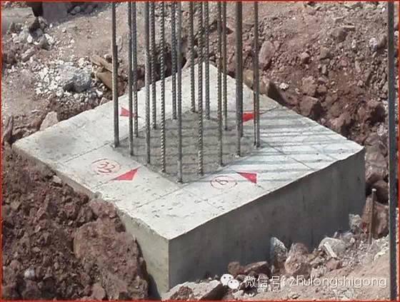 建筑结构丨土建工程施工工序内容及措施(实图讲解)