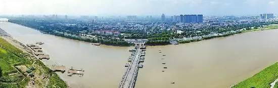 济南穿黄盾构机5层楼高:刀盘全国独一无二 水下60米施工