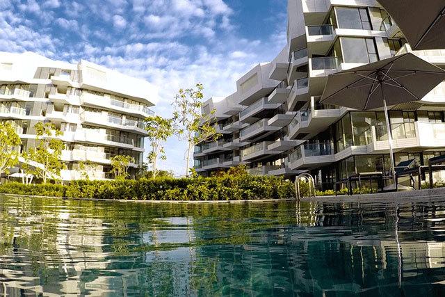 新加坡吉宝湾丽珊景住宅景观设计_8