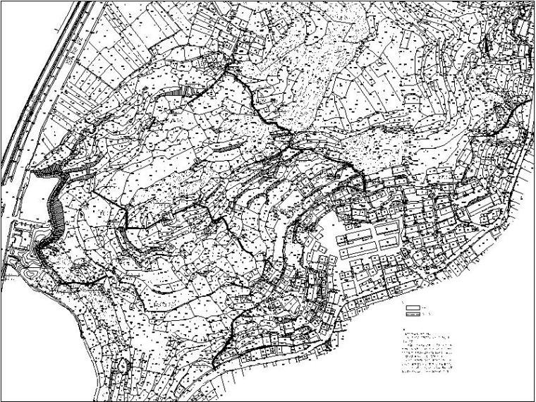 [浙江]山地森林公园景观设计施工图