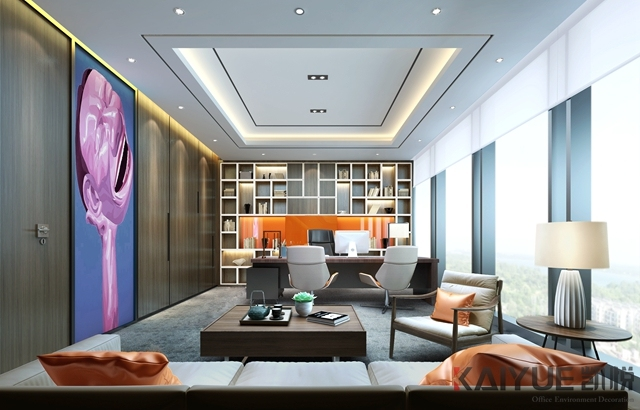 搜狐公司广州新办公室装修设计项目_4