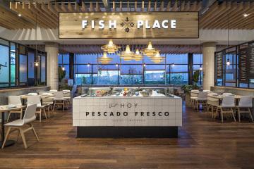 哥伦比亚Fish Place餐厅