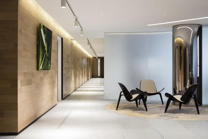 香港AMS投资集团总部